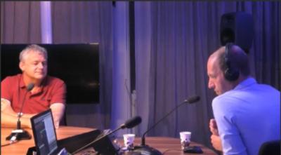 NPO Radio 1 interview: Het wegsturen van Yuri van Gelder